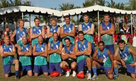 Powerade Bali Masters 2011 Australian Rules Football Championship