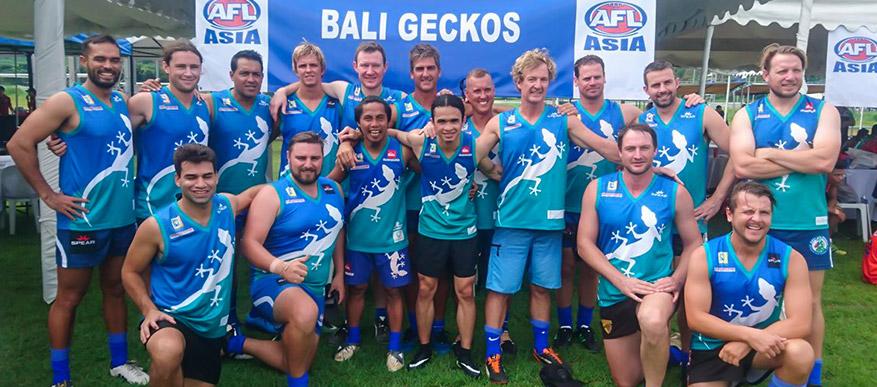Bali Geckos